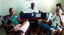 Fabricantes de puros en Santiago de Cuba