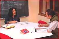 Einzel-Spanischunterricht