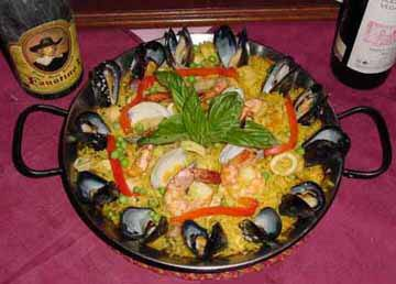 Alicante Food - Paella