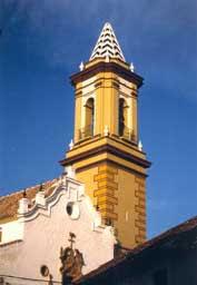 Iglesia de los remedios of Estepona