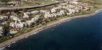 Punta de Plata beach of Estepona