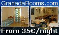 Cheap accommodation in Granada