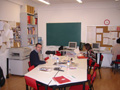 Teachers room - don Quijote Madrid