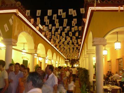 Real de la Feria de Malaga