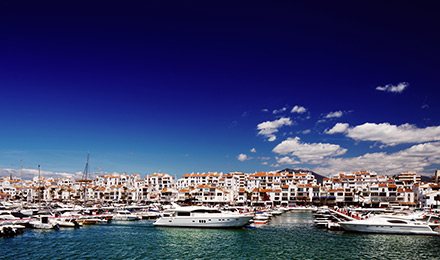 Sport Harbour of Marbella