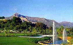 King Fahiad Gardens