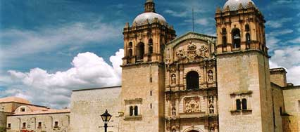 Templo de Santo Domingo in Oaxaca, Mexico
