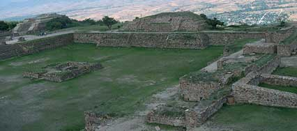 Monte Albán Valley