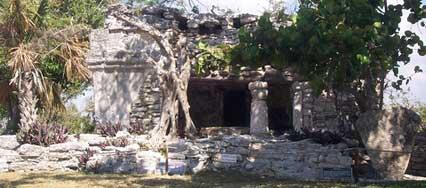 Ruins of Xaman Ha