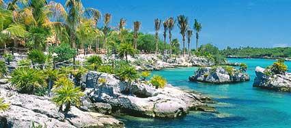 Xel-Ha Marine Park, Cancun, Mexico