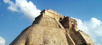 Uxmal Mayan Ruins, Yucatan, Mexico