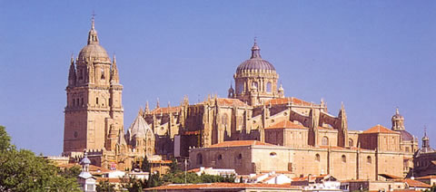 The city of Salamanca