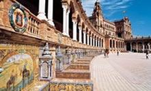 About Sevilla: Plaza de España
