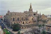 Die Kathedrale und Giralda
