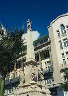 Denkmal der Jungfrau von Candelaria