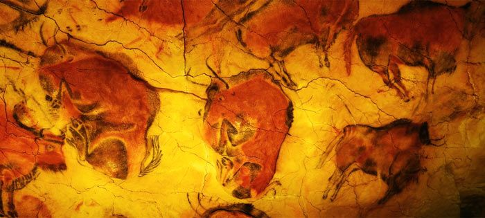Cave Paintings in Spain