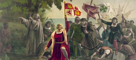 Les voyages de Christophe Colomb   don Quijote France