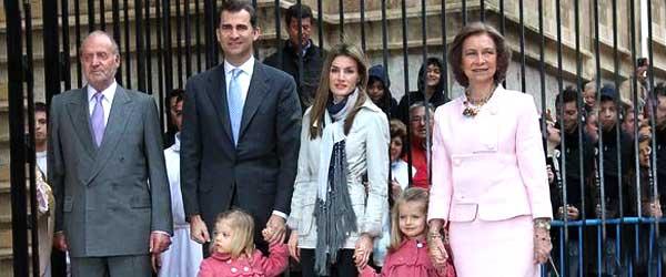 Famiglia Reale di Spagna