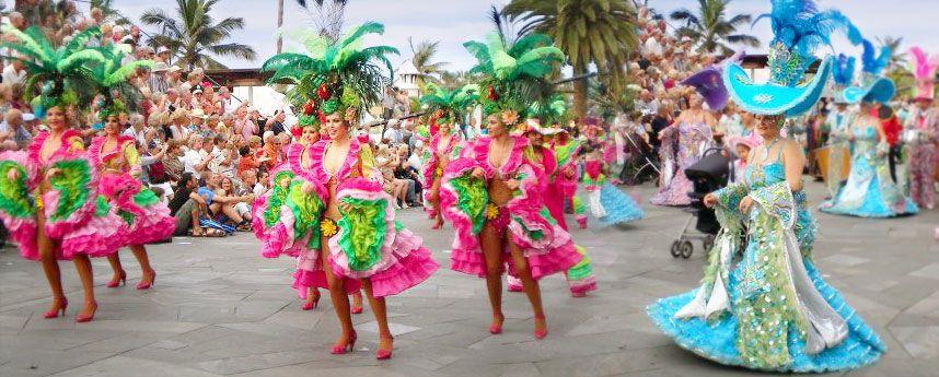 Carnaval en Espagne
