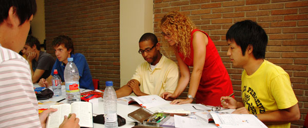 Spanish classes in Granada