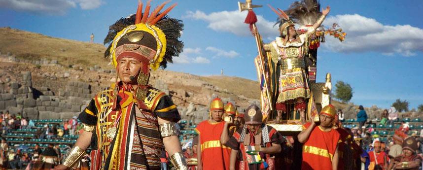 Cuzco - Festival van de Zon