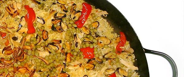 Cuisine espagnole la paella don quijote france - La cuisine espagnole expose ...