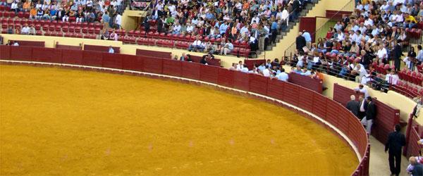 Arena voor stierengevechten