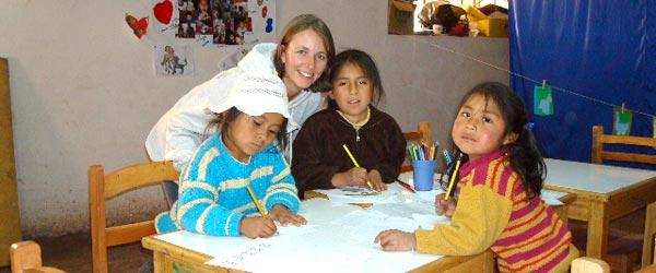 Vrijwilligerswerk in Spanje