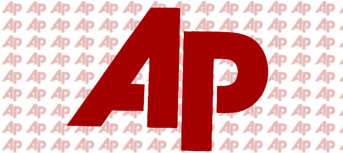 Logo of the AP (Associated Press)