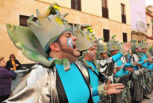 chirigotain the carnival of cadiz