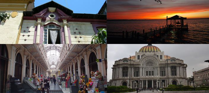 Exciting Latin American destinations
