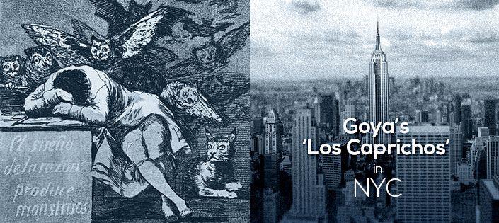 Goya Los Caprichos
