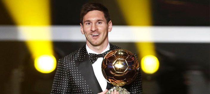 2012 FIFA Ballon d'Or