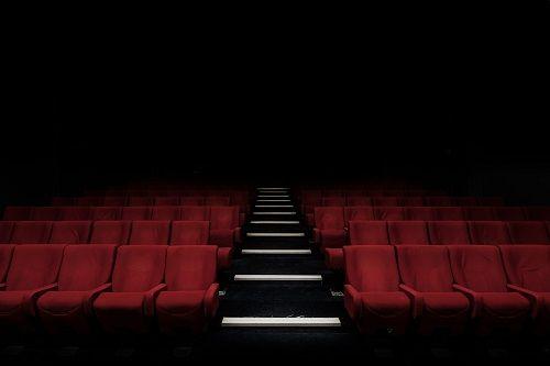 Imagen de un teatro vacío