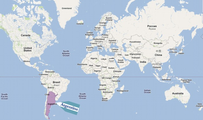 World Map Argentina Check Out World Map Argentina cnTRAVEL