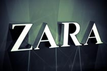 Zara online Spanish fashion store