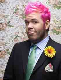 Perez Hilton Spanish role in MTV series