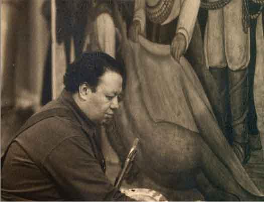 Diego Rivera MoMA