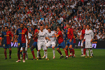 El Clasico- Spanish Football Rivalry