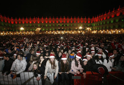 Salamanca University New Year