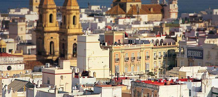 Buildings in Spain