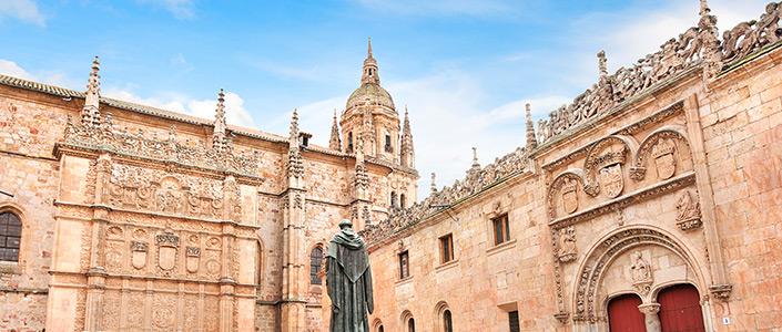 Salamanca skyline