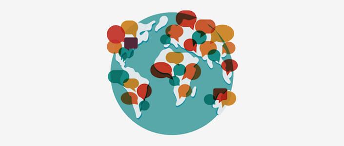 Spanish is spoken around the world