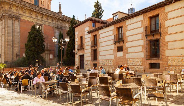Monumental Terraza de Madrid