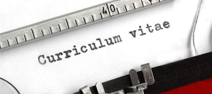 Cv writing spain