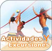 Actividaes y excursiones
