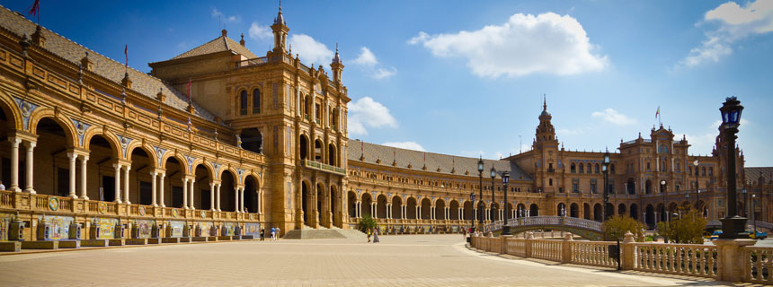 Study Spanish in Seville