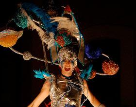 The Tarragona Carnival Festival