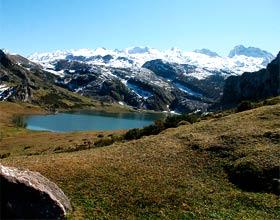 Los Picos de Europa (Peaks of Europe)