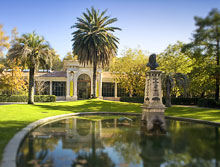 Botanical Garden in Madrid